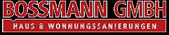 Bossmann Bremen-Oldenburg | Sanierung und Renovierung aus einer Hand Logo